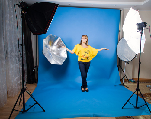 Как дома сделать фотостудию своими руками 5